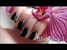 classy and chique nails #nailart