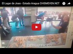 """Atraco en Panadería de base Aragua en Maracay Dos individuos entraron a la panadería """"El Lagar de Joao"""" en base Aragua - Maracay y a punta de pistola lograron robar a todos los clientes... http://www.facebook.com/pages/p/584631925064466"""