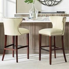 Munich Silver Steel Bar Stools Set Of 2 Dining Chairs
