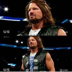 My hubby looked so sexy on Smackdown <3<3<3