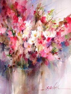Fabio Cembranelli - Tutor at EPC Art Courses #watercolor jd