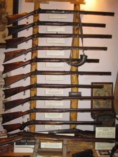 Original Hawken Rifles