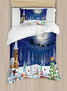 Kess InHouse Carina Povarchik Moon Blue White Throw 40 x 30 Fleece Blanket