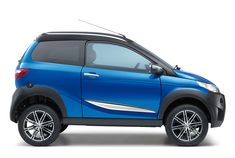 Das neue Aixam Modell (2018) in saphirblau. #mopedauto #saphirblau Small Cars, Crossover, Vehicles, Golf Carts, Autos, Model, Audio Crossover, Golf Cart Bodies, Vehicle