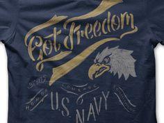 USN Got Freedom by Adam Weaver (Fanwood, New Jersey)