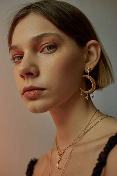 Jude Gralak by Aurelia Le for Vogue Poland March 2018 - Minimal. / Visual.
