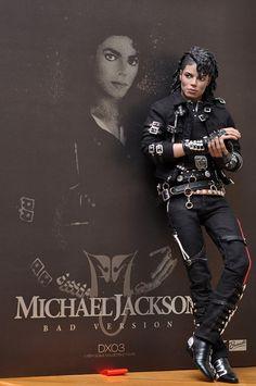 Michael Jackson 'Bad' Doll---I WANT THIS!!! :)