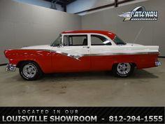 1956 Ford Customline   - Stock #557-LOU