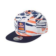 Red Bull KTM Factory Racing AOP Tracks Print Hat ($15)
