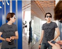 #CNBLUE Lee Jungshin's Airport Fashion, Shines More at Airport | CNBLUE's member #LeeJungshin revealed his airport fashion. | Link: http://www.kpopstarz.com/articles/33981/20130709/lee-jungshin-airport-fashion.htm