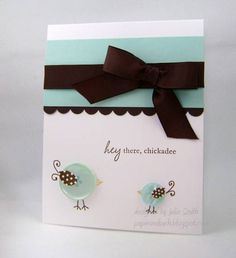 CAS49 by hobbywoman - Cards and Paper Crafts at Splitcoaststampers