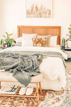 Room Ideas Bedroom, Bedroom Inspo, Home Decor Bedroom, Modern Bedroom, Bedroom Ideas For Couples Modern, Bedroom Ideas For Small Rooms Women, Beds For Small Rooms, Small Room Bedroom, Minimalist Bedroom