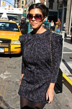 Kourtney Kardashian Sunglasses