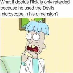 Rick and Mortyest Morty Meme Dump