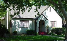 stucco cottage houses | Stucco Cottage