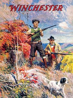 Father And Son With Bird Dog Art Print by Arthur S Fulton. All prints are professionally printed, packaged, and shipped within 3 - 4 business days. Choose from multiple sizes and hundreds of frame and mat options. Hunting Art, Hunting Dogs, Archery Hunting, Hunting Painting, Dove Hunting, Hunting Stuff, Norman Rockwell Paintings, Le Far West, Thing 1