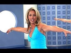 Denise Austin: Fat Burning Dance Warm Up | This is a five minute, dance-inspired cardio warm up that is designed to burn calories, boost metabolism, and prepare the joints and muscles for a full workout.  #BeFit