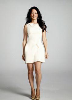 Lucy Liu ~ Best Celebrity Legs in High Heels
