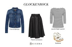 Kisura Glockenrock Look