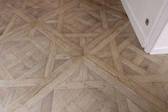 Atelier des Granges (French parquet) - Parquet panels Aremberg gray washed oak - #701