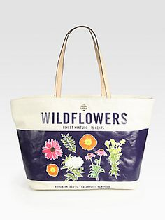 Tote Bag - Garden of Delights Tote by VIDA VIDA GMi4M