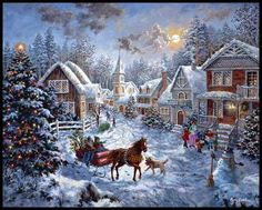 imagenes+paisaje+navidad,christmas+(3).jpg (600×481)