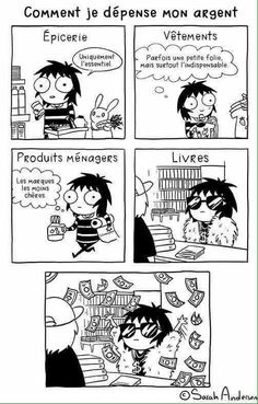 A fan page featuring comics, illustrations, and other related content from Sarah Andersen. I Love Books, Books To Read, My Books, Reading Books, Book Memes, Book Quotes, Reading Slump, Sarah's Scribbles, Rage Comic