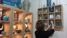 Shopping has begun @ BrickHouse - Ceramic Art Long Island City, Pottery Classes, Ceramic Studio, Ceramic Artists, Ceramics, Shopping, Home Decor, Ceramica, Pottery