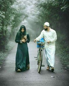 Streets of jenin 🙊 Muslim Brides, Muslim Men, Muslim Hijab, Muslim Girls, Best Couple Pictures, Wedding Couple Photos, Pre Wedding Photoshoot, Wedding Couples, Wedding Shoot