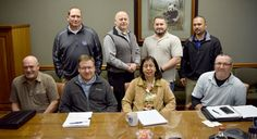 Recently, eight employees from Strongwell's Virginia Operations underwent a Lean Six Sigma Green Belt transformation led by Nelson Teed, Executive Director of the Manufacturing Technology Ce…