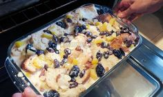 receta de capirotada de lechera   Colocar en el horno por 30 min aproximadamente o hasta que absorba un ...