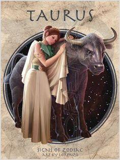 Taurus by LorenzoART