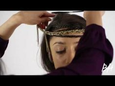 """▶ Get The Look: Romantic Hair Inspired By CW's """"Reign"""" - YouTube"""