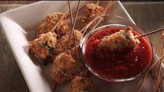 Get Chicken Parmesan Sticks Recipe from Food Network