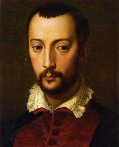 Francesco I de' Medici (1541-1587) -