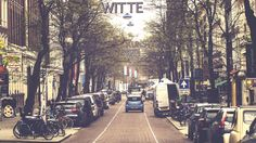 Witte de With street. Visit this beautiful street if you want to go out to dinner of for drinks.