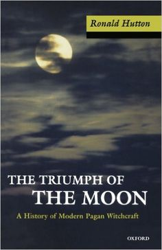The Triumph of the Moon: A History of Modern Pagan Witchcraft: Ronald Hutton:  In his striving for unassailable academic objectivity, some people think Hutton takes all the magic out of witchcraft. I on the other hand think that having accurate historical texts is necessary even if it's not quite as cool as being secret initiates of a club that's existed since the Neolithic. This may not be the most spine-tingling book but it's one that any witch interested in our history ought to read.