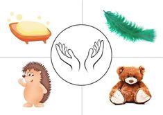 Five Senses Preschool, Senses Activities, Autism Activities, Free Preschool, Preschool Worksheets, Science Activities, Activities For Kids, Five Senses Worksheet, Free Printable Puzzles