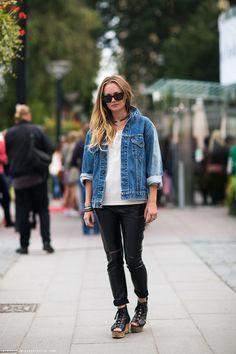 Street Style   Stockholm