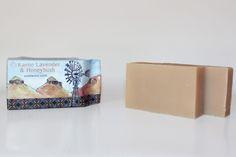 Karoo Lavender & Honeybush- two bars by Rondavel Soap Making, Lavender, Design, Design Comics, Lavandula Angustifolia