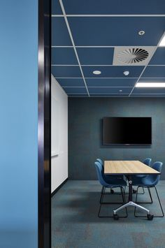 Commercial IT Department Workplace - Studio Nine Architects Workplace, Architects, Conference Room, Commercial, Studio, Furniture, Home Decor, Decoration Home, Room Decor