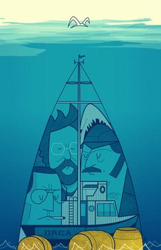 JAWS by Ale Giorgini