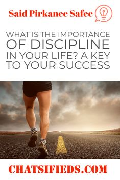 What is the importance of discipline in your life? Discipline is an important key to success in the lives of individuals and nations. Motivational Stories, Motivational Speeches, Jesse Owens, English Time, Short Term Goals, Physically And Mentally, Self Discipline, Great Leaders, People Of The World