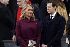 Jared Kushner and Vanessa Trump