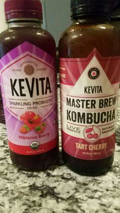 #KeVita drinks bought from #WholeFoods for  $6. These drinks are packed full of #Probiotics, organic, gluten-free, Non-GMO, and are muy delicioso  (very delicious). Great substitute for soda and juice.  #CleanEating #BeginningCleanEating    #Health4Life #Kombucha #LiveLifeEnergetically