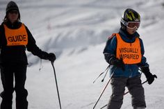 Adaptive Sports Association: Skiing...  Our specially-trained staff and volunteers make sure that our clients skiing experience is a success - Durango Colorado - 360Durango.com