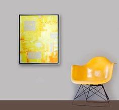 WiNK original abstract modern painting  gallery by linneaheideart, $180.00