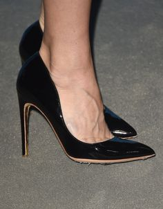 Tina Fey (shoe detail) poses at 'This Is Where I Leave You' Press Conference during the 2014 Toronto International Film Festival at TIFF Bell Lightbox on September 8, 2014 in Toronto, Canada