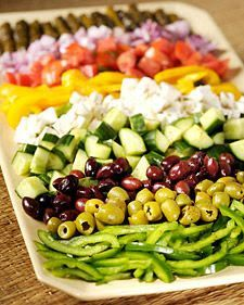 Online Business Operator: Delicious salads with no lettuce!