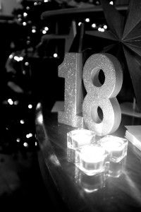 sparkly numbers 18th birthday janmary.com